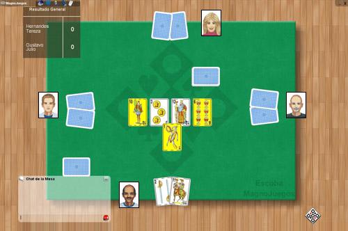 aprende a jugar al truco, damas, ajedrez, escoba de 15, etc